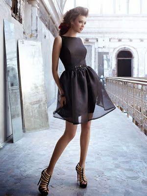 transformar un vestido de fiesta