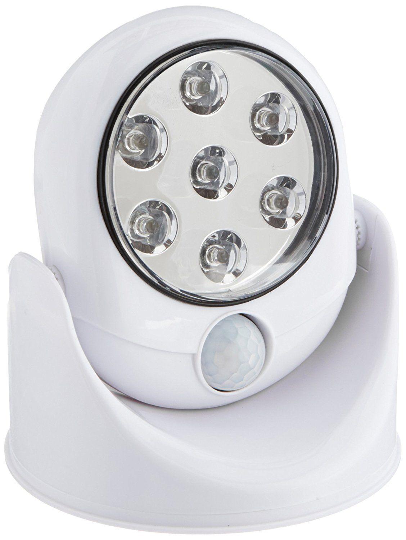 7 Led Lights Lamp Battery Powered Wireless 360 Motion Detector Night Sensor Bulb Ebay Led Lights Lamp Light Led Light Lamp