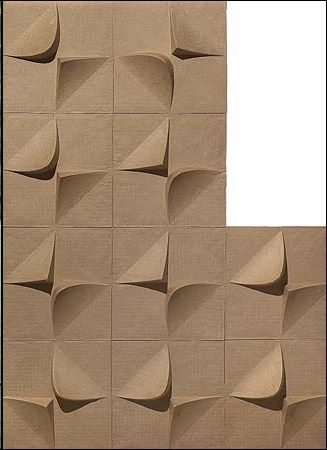 Paper Wall Tiles three dimensional wall tiles | wall tiles, wall textures and walls