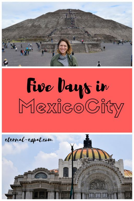 A 5-Day Mexico City Itinerary