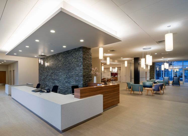 Terrace View Skilled Nursing Home Cannon Design Healthcare Interiors Pinterest Cannon