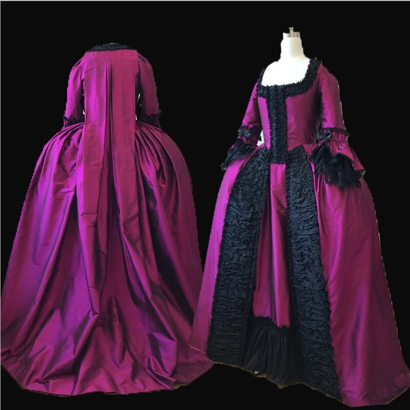 86b12f41125b0 Tailored! Royal 18th Century French Duchess Reenactment Gown ...