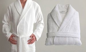 Groupon - Luxury Hotel & Spa Collection Turkish Cotton Unisex Bathrobes. Free Returns. in Online Deal. Groupon deal price: $38.99