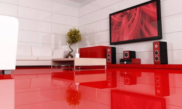 Modern Flooring Ideas, Contemporary Concrete Floor