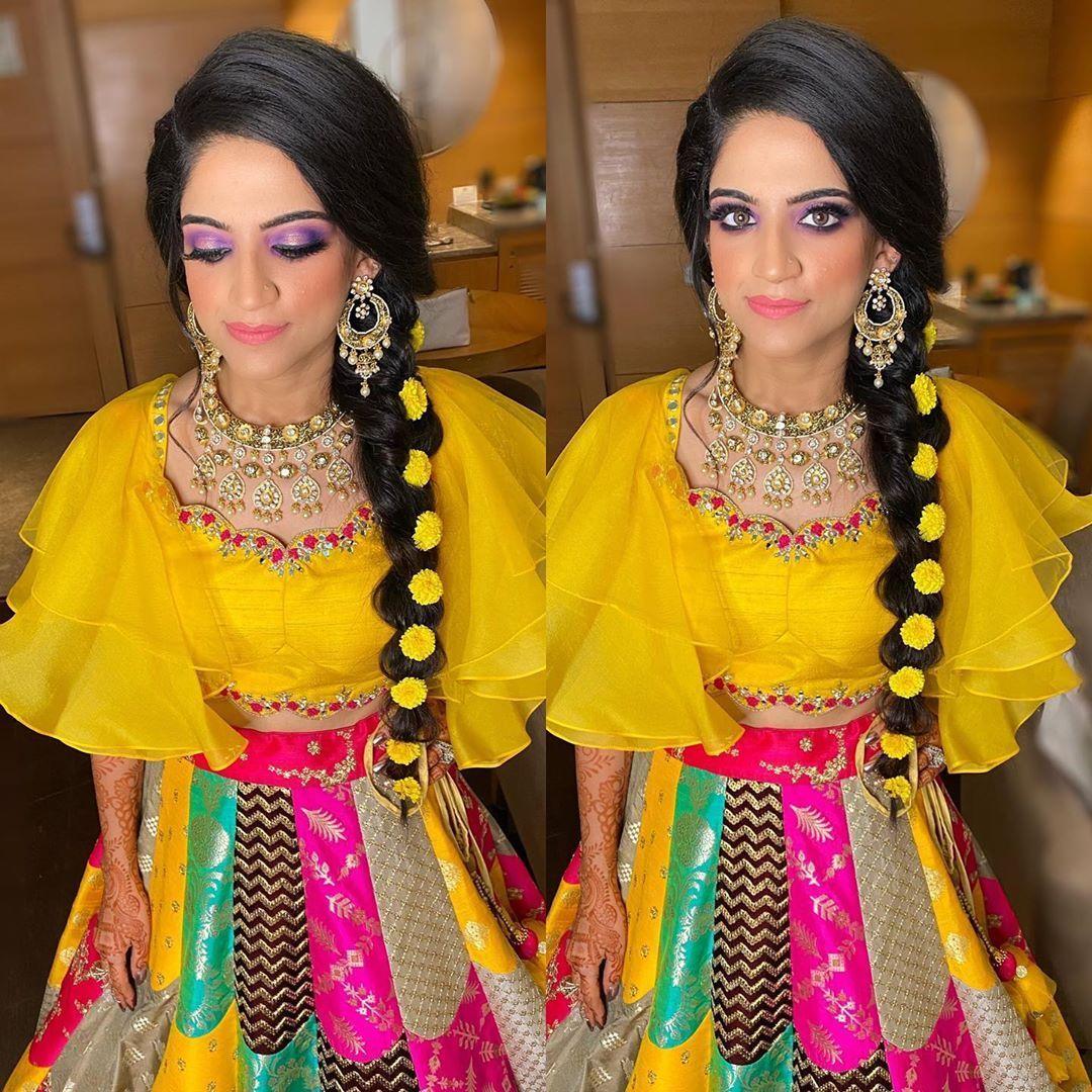 Mehendi Ready  MUAH @glamdustbysanyanagpal  #wishnwed #lehenga #mehendi #beautiful #greenlehenga #lehngacholi #mehndidecor #floraljewelry #haathphool #indianbride #bridaljewellery #mehendiphotos #mehendiceremony #mehendiideas #mehendioutfitideas #mehendidesign #mehendilove #mehndioutfit #mehndidress #mehendiceremony #mehendidesigns #mehendiinspire #mehendijewellery #mehndilook #mehndibride #mehndijewellery #bridalmehndi #floraldecor
