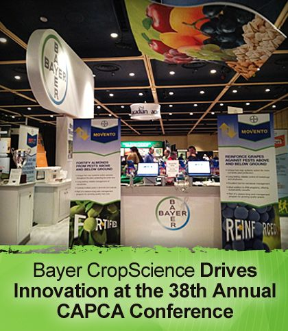 Bayer CropScience showcased its high-quality solutions for