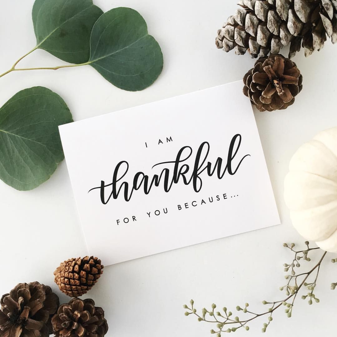 Atiliay im thankful for you becausehandletttered atiliay im thankful for you becausehandletttered calligraphy kristyandbryce Gallery