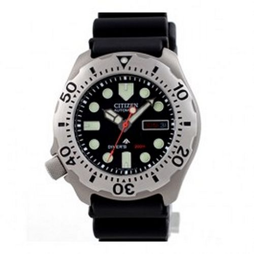 Citizen automatic diver 39 s men 200m watch model ny0054 04e citizen watches watches citizen - Citizen titanium dive watch ...