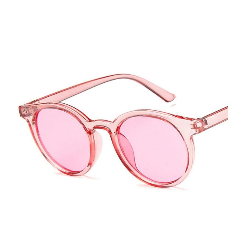 6a977a4949 Eyewear Type: Sunglasses Item Type: Eyewear Gender: Women Lens Width: 50mm  Lenses Optical Attribute: UV400,Anti-Reflective Lens Height: 45mm Style:  Round ...
