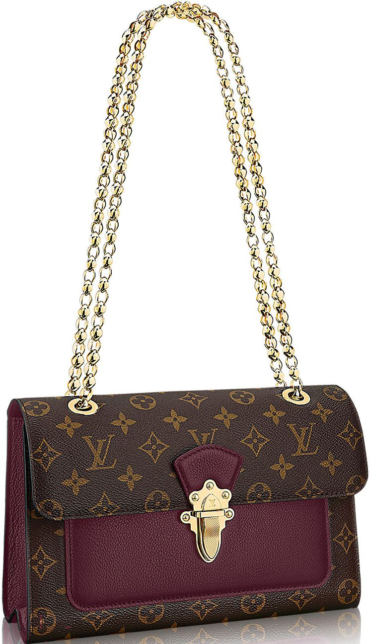 Louis Vuitton Victoire Bag  7186a9cbe55dd