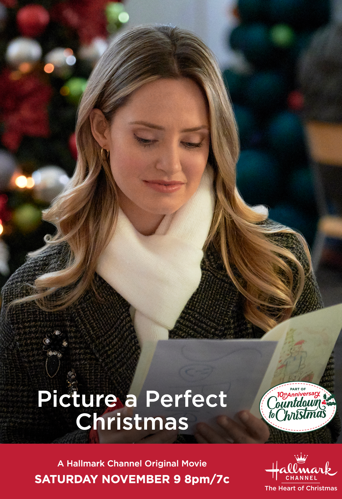 """Professional photographer Sophie (Merritt Patterson) finds herself the main subject in """"Picture ..."""