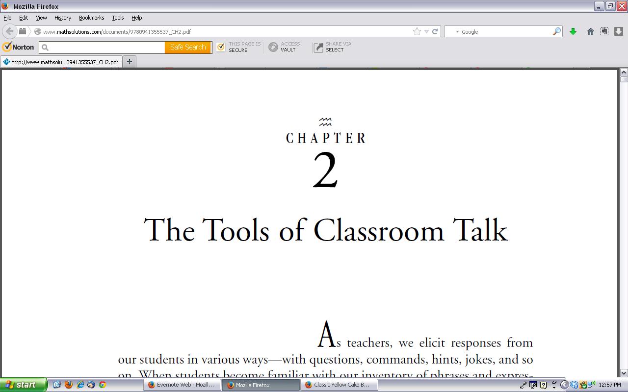 Pin by Tami Matsumoto on Math Talk! | Math talk, Student learning
