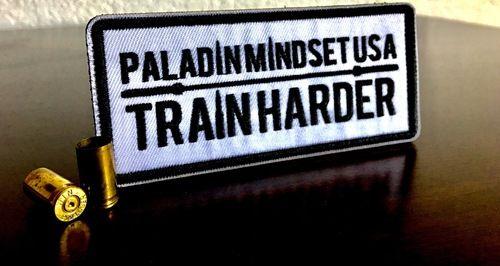 TRAIN HARDER paladnimindsetapparel.com