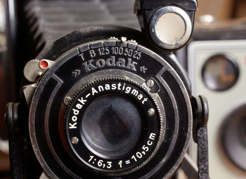 A Century on Film: How Kodak Succumbed to the Digital Age
