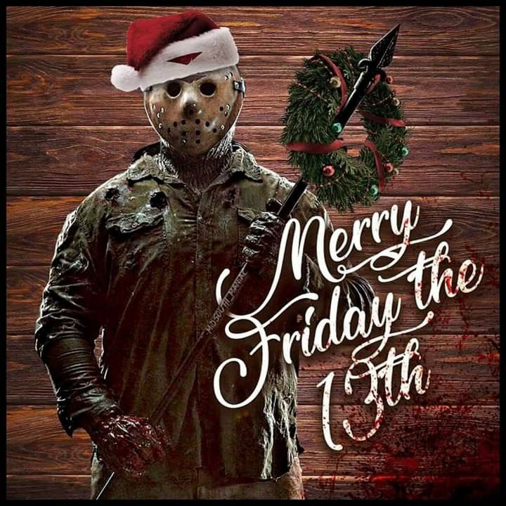 Pin by Cheyenne King on Horror in 2020 Happy friday the