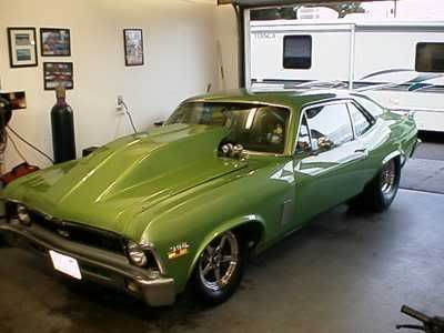 Killer Nova with a huge cowl induction hood | Wicked Cool Cowl