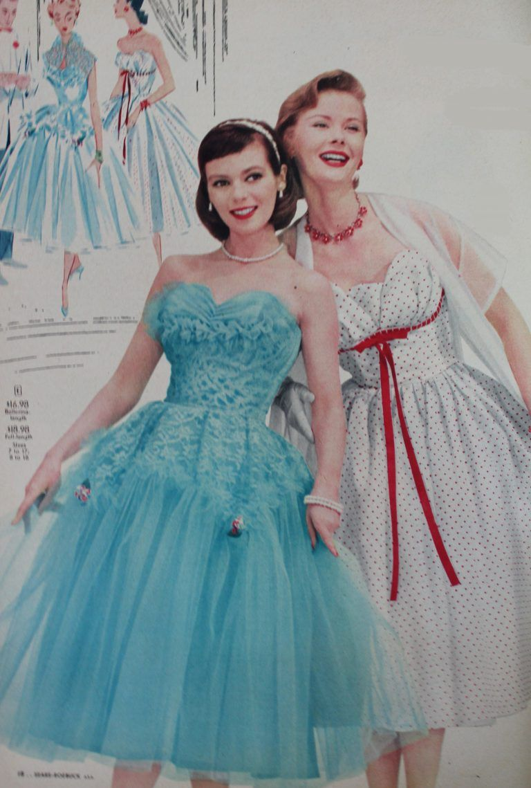 1950s Prom Dresses, Formal Dresses and Party Dresses | 1950s prom ...