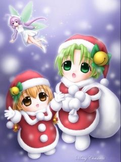 Hd Cute Xmas Girl Nokia Mobile Wallpapers Animated Wallpapers For Mobile Mobile Wallpaper Cute Wallpaper For Phone