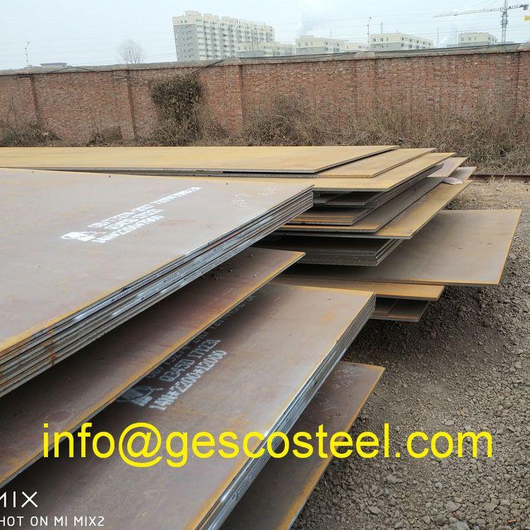 S235j2w Corten Steel Plate Thickness Corten Steel Steel Plate
