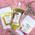 COLLABORATION // I've partnered with @bellebarorganic on an exclusive holiday kit (which is 30% off just for our TM community! Click link in bio to shop) 🤗 All full-sizes products that promote hydration and healing for the winter season that are 100% natural and cruelty-free 🙌🏻 Kit includes EDEN face/hair oil (great if you have dry skin like me!), BOLLYWOOD deep detox face mask (again if you're like me and you need both acne fighting and hydration), and WAIKIKI hair mask (to combat dry win...