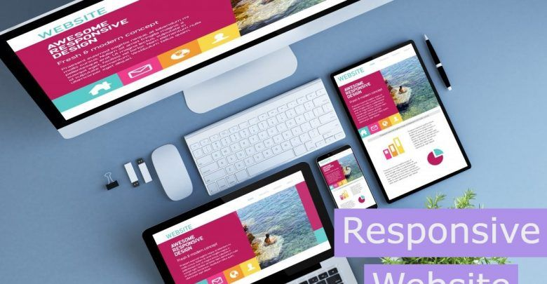 How To Develop A Responsive Website Aligned With Your Seo Campaign Nogentech Blog For Online Tech Marketing Tips Gadgets Reviews Web Development Design Web Design Company Website Design Services