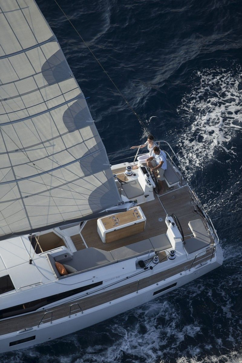 Sailboat Jeanneau 54 | Sailing