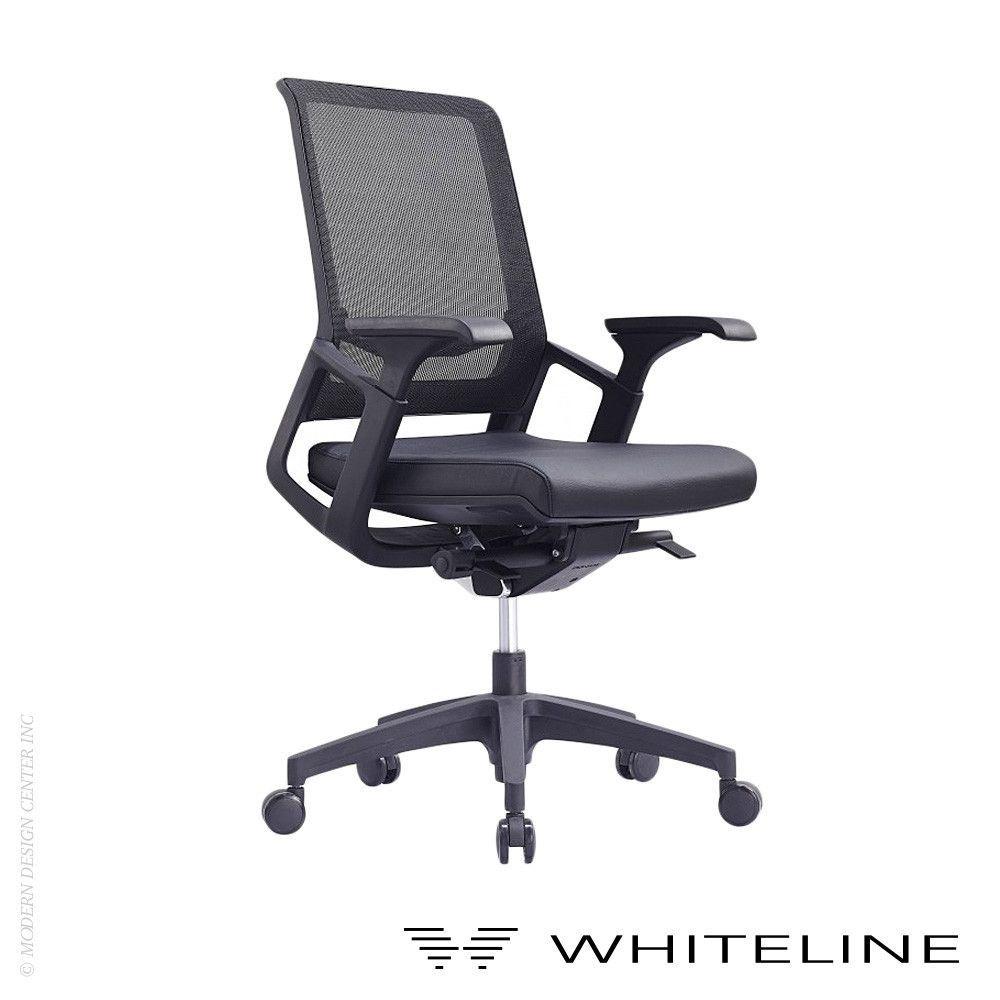 Whiteline Vincy Office Chair