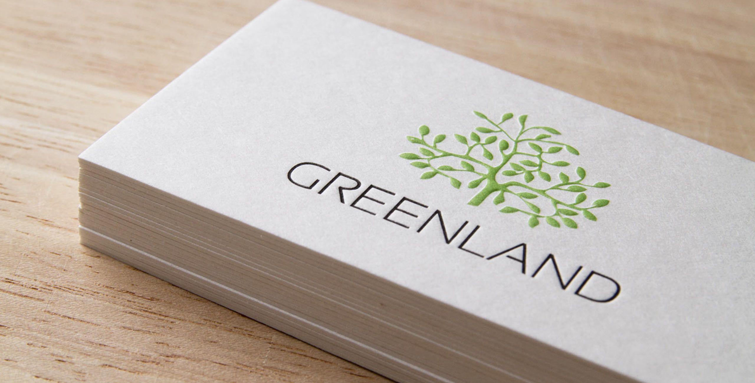 letterpress business cards design pinterest