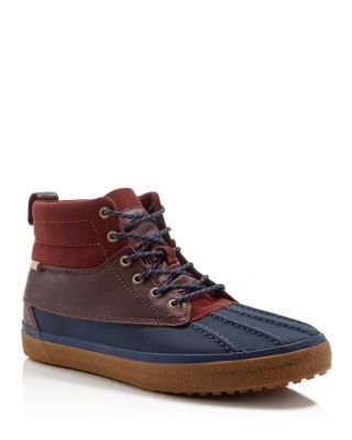 zapatillas vans waterproof