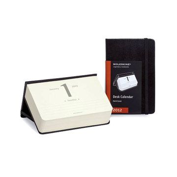 I Liked This Design On Fab Daily Desk Calendar Blk Hc Desk Calendars Moleskine Daily Desk Calendar