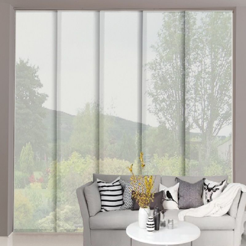 curtain room dandelion allover blinds panel divider pin