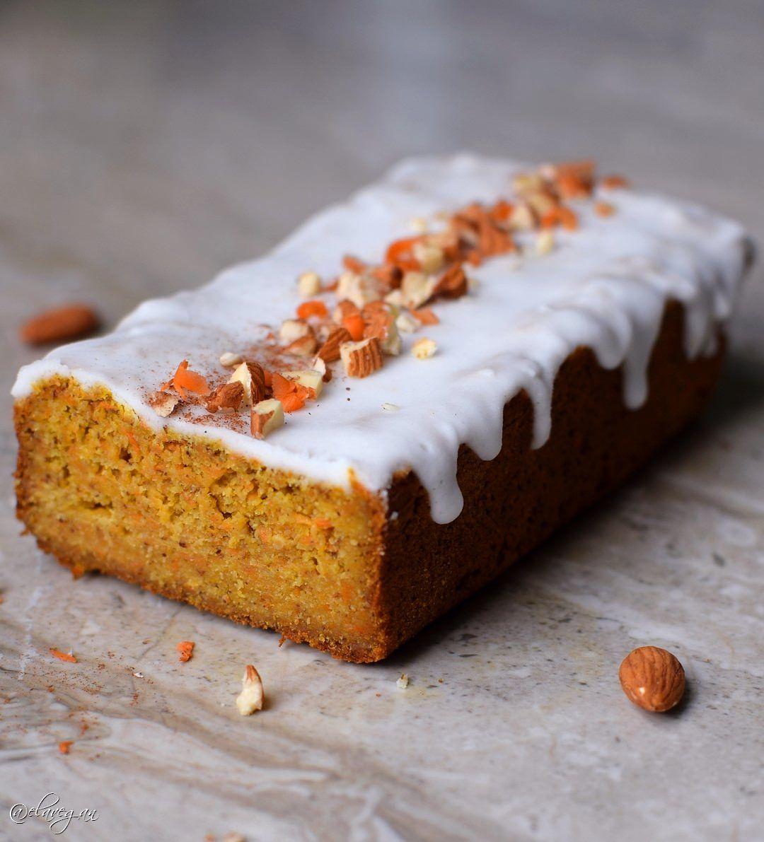 Recipe for a sugar free carrot cake