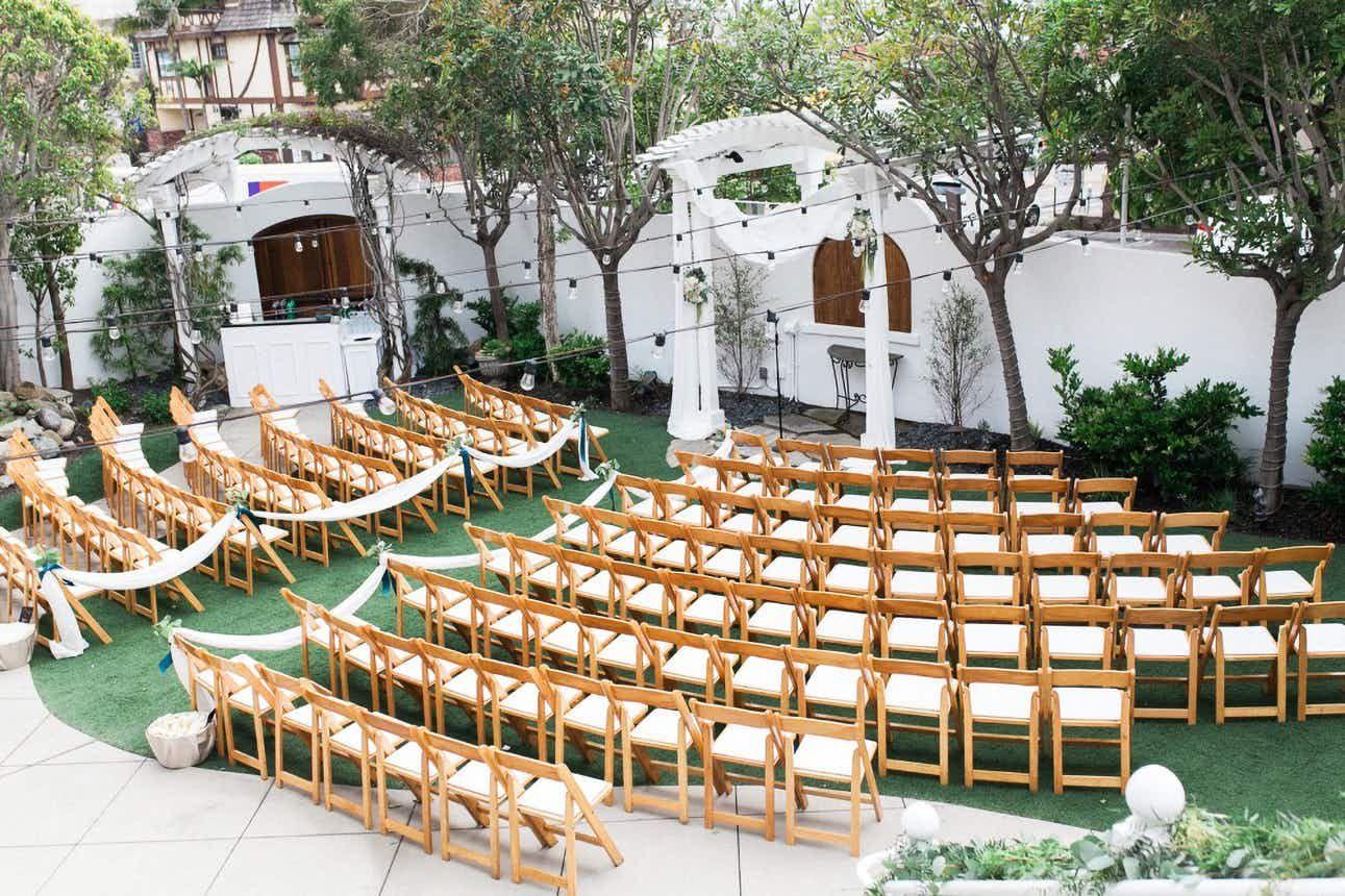 Verandas, Manhattan Beach Wedding Venue 90266 Outdoor