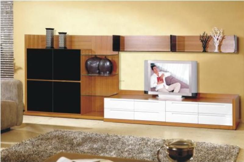 Tv's In Rooms  Room Design With Lcd Tv Cabinets Living Room Endearing Cabinet Designs For Living Room Design Ideas