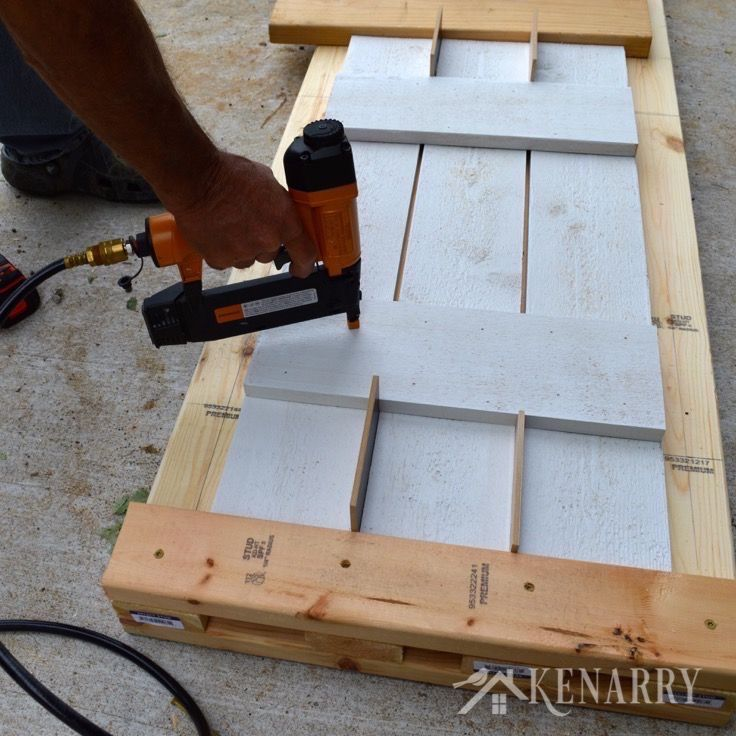 Board and batten shutters an easy diy tutorial cozy spaces and fire places house shutters for How to build board and batten exterior shutters