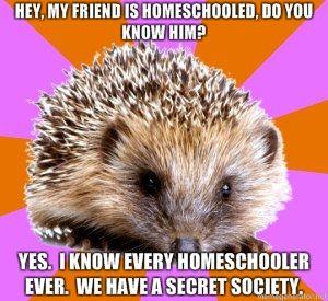 #homeschoolerlife