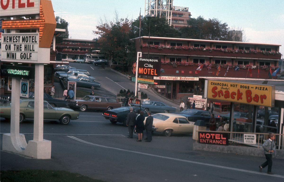 1960s niagara falls canada motels Google Search