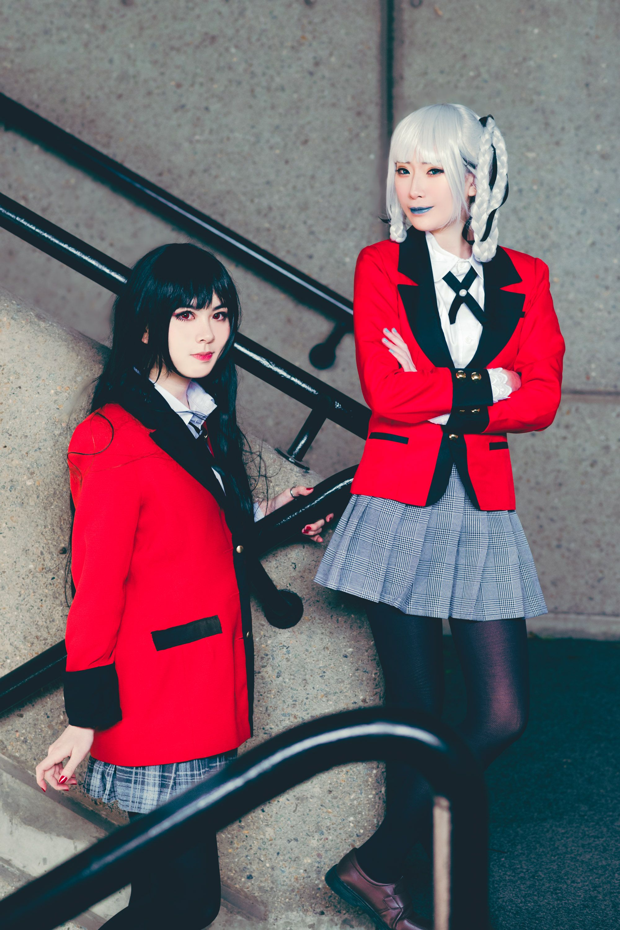 [Self] Let's Gamble Like Crazy! Kakegurui cosplay cosplay