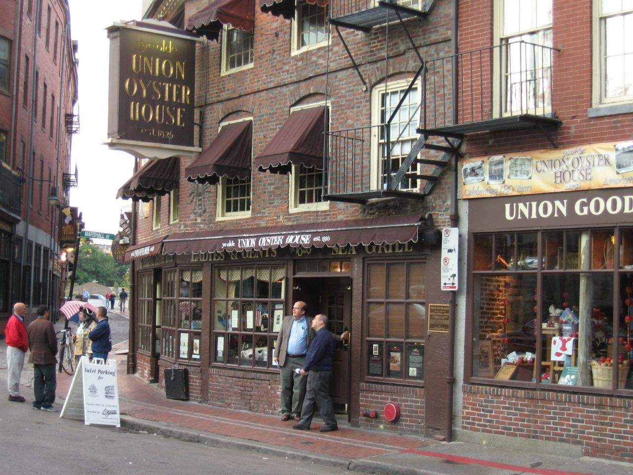 The Oldest Bars In Boston Oldest Bar In Boston Oyster House Old Bar