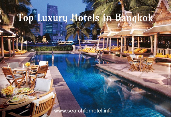 Top Luxury Hotels In Bangkok Best Hotel Rates