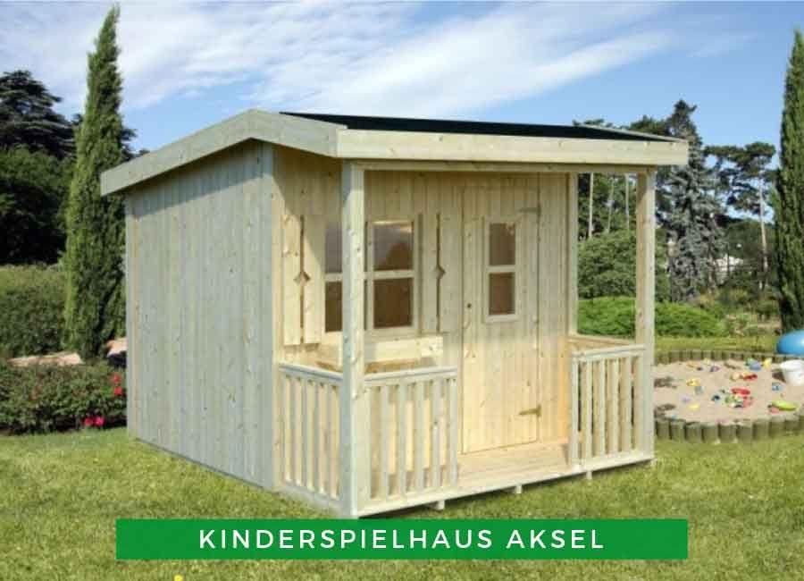 Kinderspielhaus Garten Einrichten Palmako Kinderspielhaus Aksel Haus Cabin In The Woods Schuppen Ideen