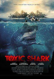Toxic Shark Kinh Dị động Vật