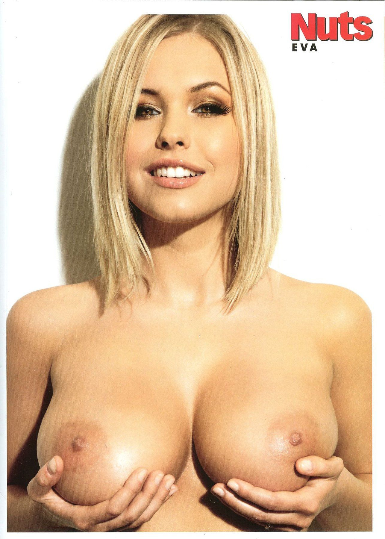 Hot naked blondes with big tits