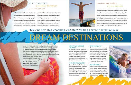 Image result for travel brochures   Central coast travel brochure ...
