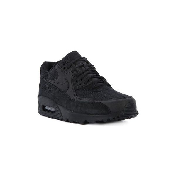 Nike W AIR MAX 90 Shoes (Trainers) (€140) ❤ liked on