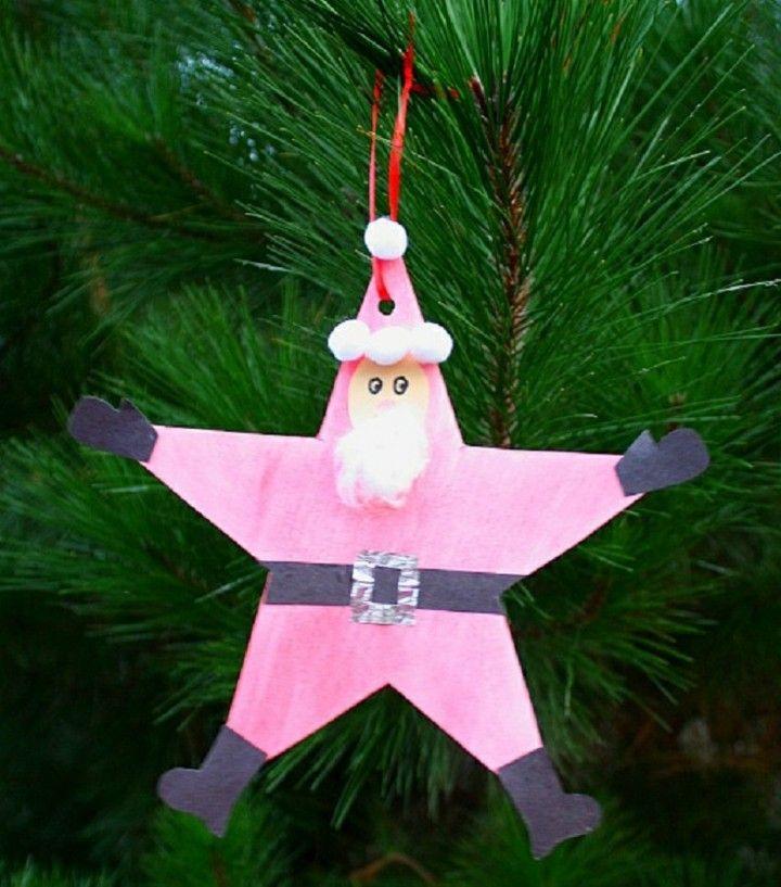 Manualidades de navidad para niños - cincuenta ideas Te olvidare