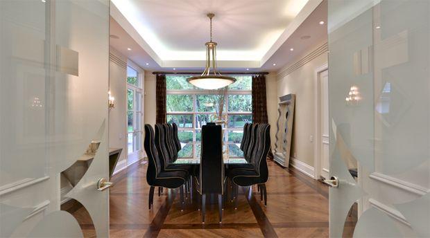 See Inside Prince's Former Toronto Mansion