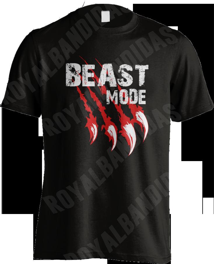 Beast Mode Best Gift Funny Gym T-Shirt Work Out Tee -  Beast Mode Best Gift Funny Gym T-Shirt Work O...