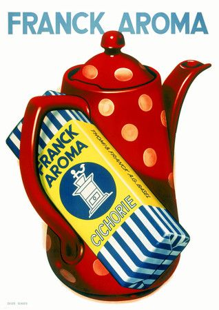 Franck Aroma Chicory 1947