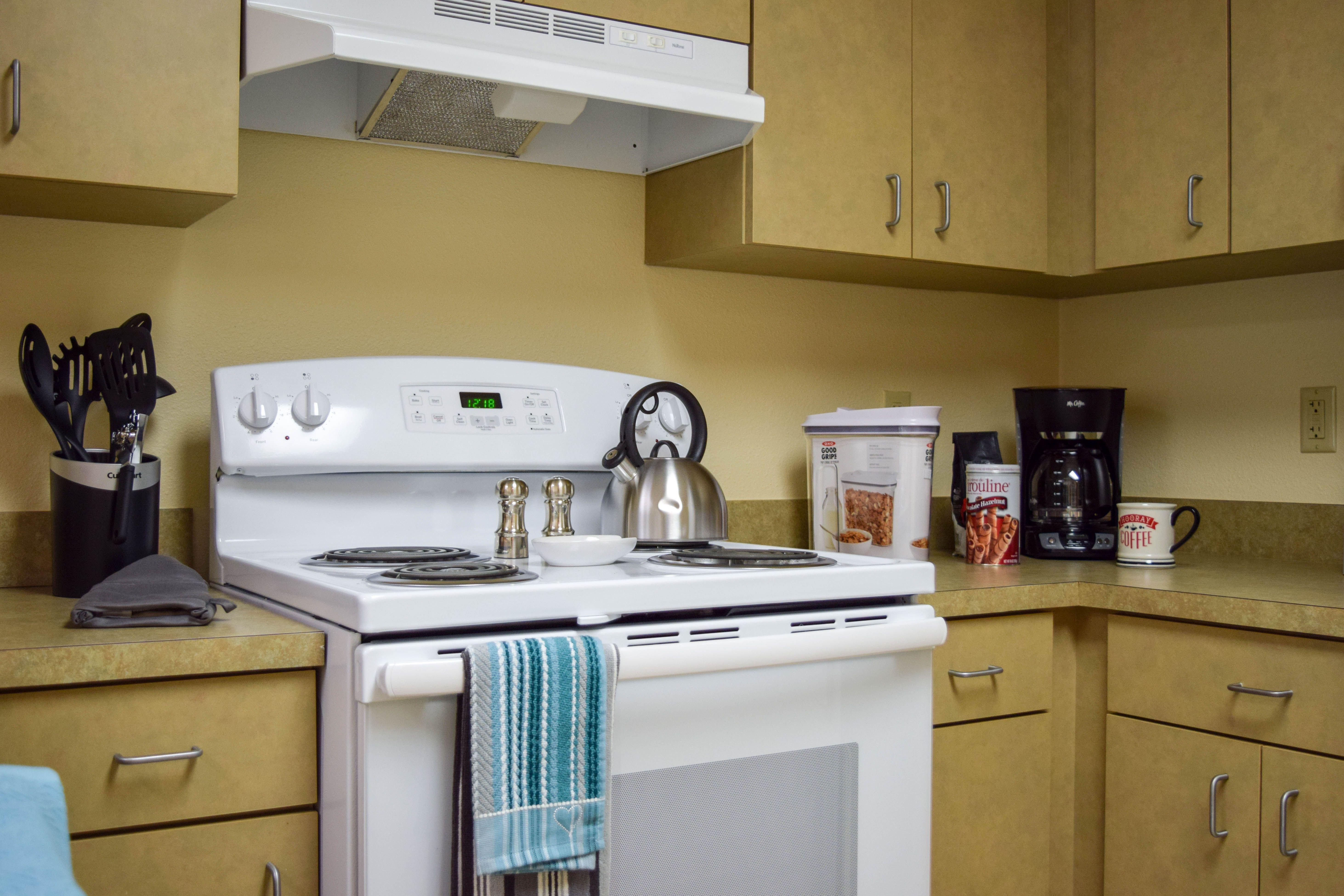 Holly Apartments Kitchen | Apartment kitchen, Apartment ...